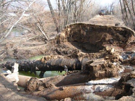 Экологический набат из Марксовского района