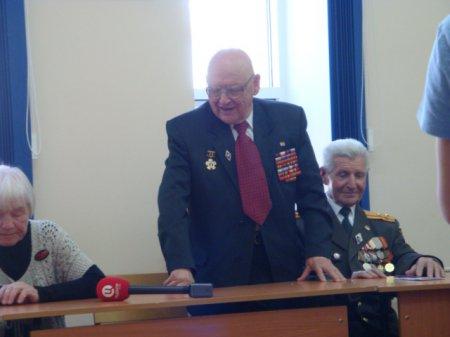 Прошёл круглый стол, посвящённый Великой Отечественной войне и журналистике