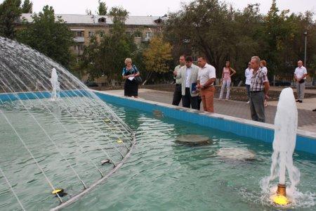 Скоро в Саратове заработает еще один фонтан