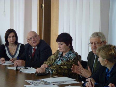 8 ноября состоялось заседание правления