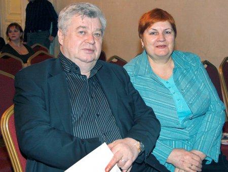Поздравляем председателя Саратовского отделения СЖР Златогорскую Лидию Николаевну с юбилеем!