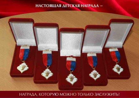Дмитрий Худяков - кавалер «Ордена Ладошки»