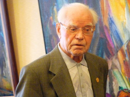 Поздравляем Александра Ивановича Симонова с 85-летием!