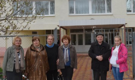 Ветераны журналистики побывали в урочище «Иваново поле»