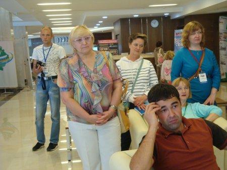 О книге Саратовского отделения СЖР узнали на фестивале «Вся Россия 2014»