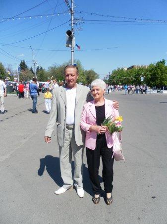 Поздравляем Ольгу Николаевну Айдарову с юбилеем!