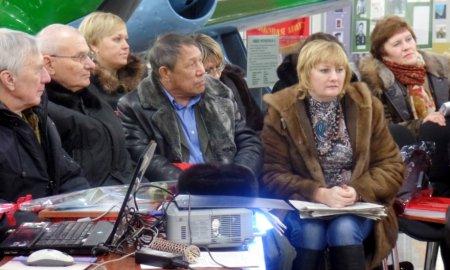 Саратовские журналисты готовятся к 70-летию Великой Победы.
