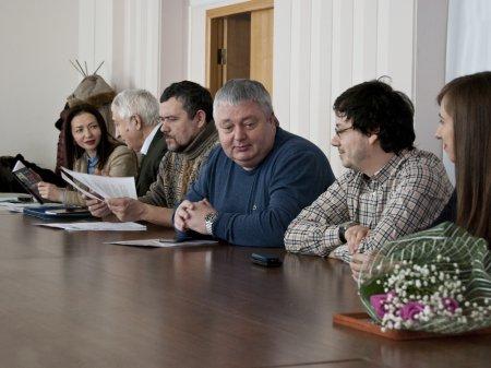 Сегодня состоялось заседание правления