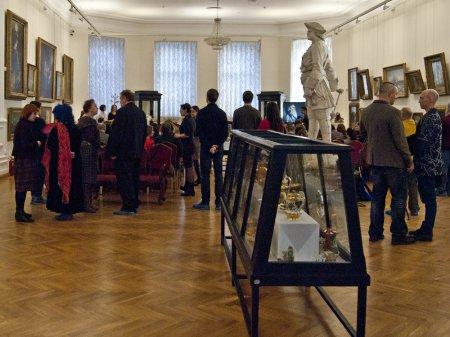 Торжественный вечер 130-летию Радищевского музея