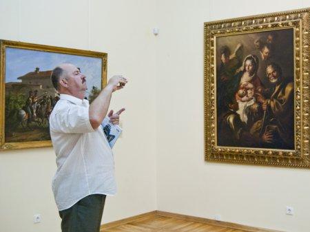 Сегодня в Радищевском музее состоялось открытие выставки картин западноевропейского искусства XVI–XIX веков