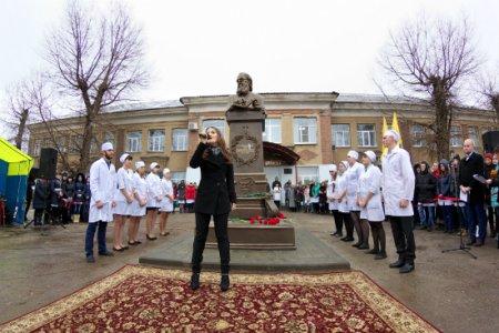 Аллея российской славы продлилась памятником святителю Луке