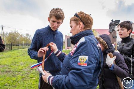 Саратовские журналисты проводят акцию в память  о земляках-панфиловцах