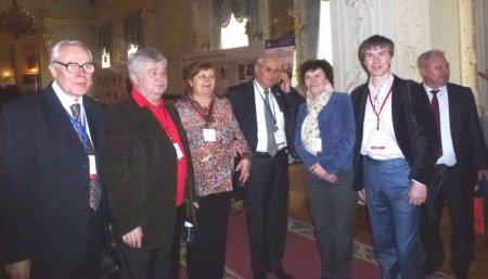 Поздравляем с 70-летием Владимира Рязанова!
