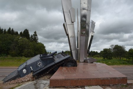 Завершился второй день автопробега Саратов-Волоколамск