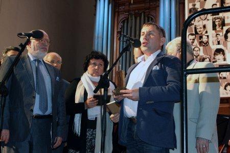 СЖР вручил национальную премию «Камертон»
