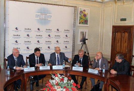 В Центральном Доме журналиста прошла пресс-конференция, посвященная современным проблемам онкологии