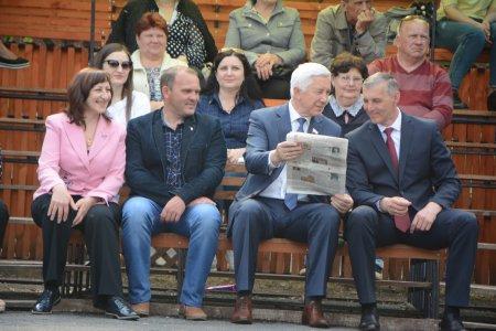 На столетний юбилей газеты «Новое Заволжье» собрались друзья, читатели, партнеры