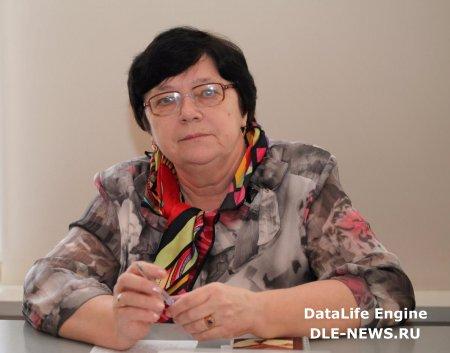 НИКИТИНА Галина Николаевна