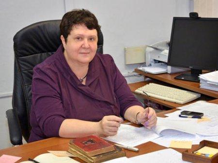 ЕЛИНА Елена Генриховна