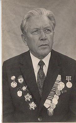 ПРИТУГИН Михаил Кондратьевич