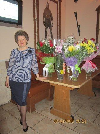 Поздравляем с юбилеем Наталию Васильевну Давиденко!