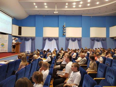 В Саратове прошел экологический форум «Волга-территория экологии»