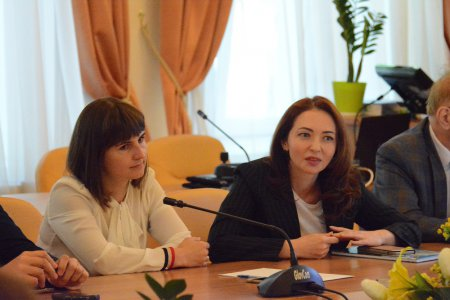 В Саратове прошла встреча с известным российским журналистом Евгением Примаковым