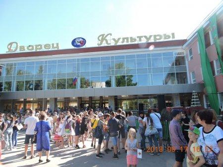 В Балакове прошел V фестиваль клубники,