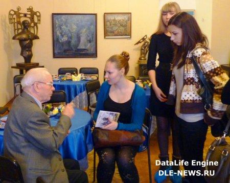 Поздравляем Александра Ивановича Симонова с 90-летним юбилеем!