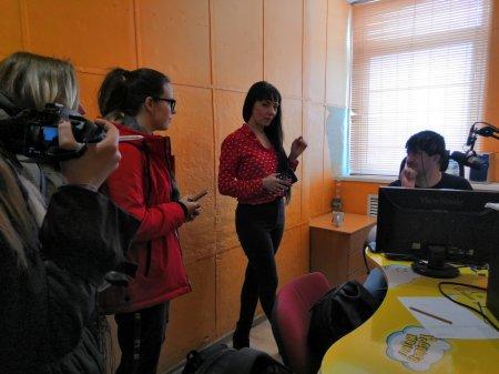Учащиеся Школы Журналистики побывали на экскурсии в «КИТ-Медиа Холдинг»