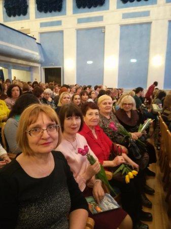 Поздравляем с юбилеем Тамару Николаевну Тишкову!