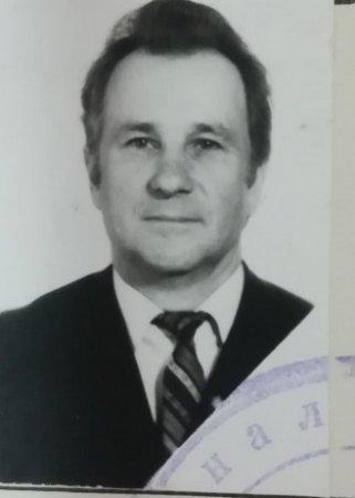 Ушел из жизни Виталий Владимирович Горичев
