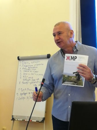 Владимир Касютин: «Вдохнуть в редакторов энергию, чтобы они двигались дальше!»