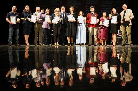 22 сентября в Сочи состоялось торжественное открытие фестиваля современной журналистики «Вся Россия – 2019»