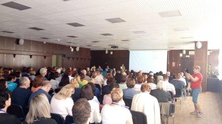 «Вся Россия-2019». Презентация международного конкурса «Безопасность и культура труда работающего человека»