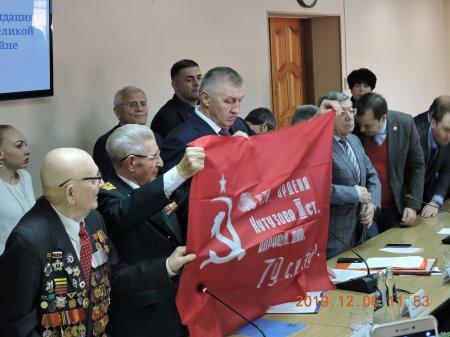 Общественная консолидация – 75-летию Великой Победы