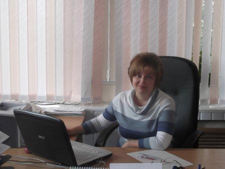 Поздравляем с юбилеем Ирину Александровну Харламову, главного редактора газеты «Новая степь» Новоузенского района