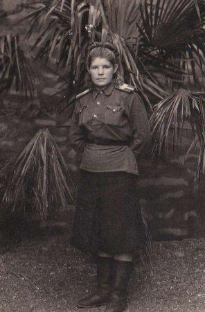 Наша дорогая Мария Николаевна