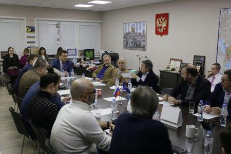 20 января состоялось заседание секретариата Союза журналистов России