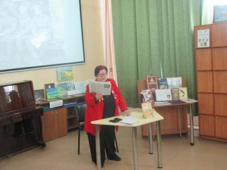 Поздравляем Нину Степановну Хабарову С юбилеем!