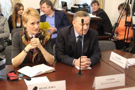 Поздравляем с 70-летием Евгения Ивановича Ускова!