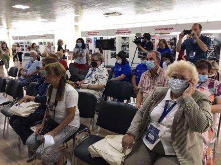 19 сентября в Сочи открылся 24-й фестиваль – Форум современной журналистки «Вся Россия- 2020».