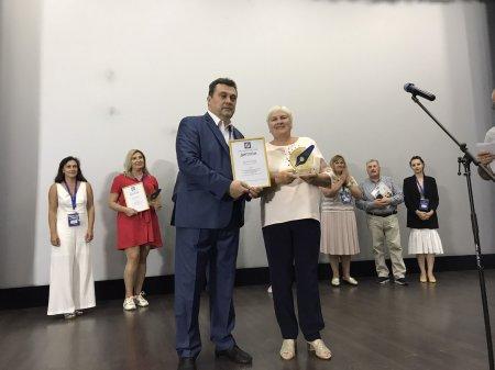 Диплом победителя – за спецпроект года!