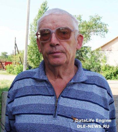 Ушел из жизни Анатолий Кузьмич Аносов